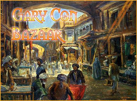 Gary Con Bazaar Re-opening