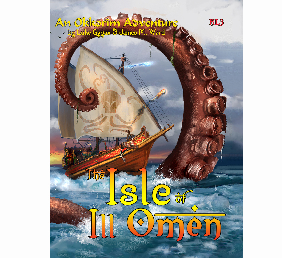 Blighted Lands III – Isle of Ill Omen
