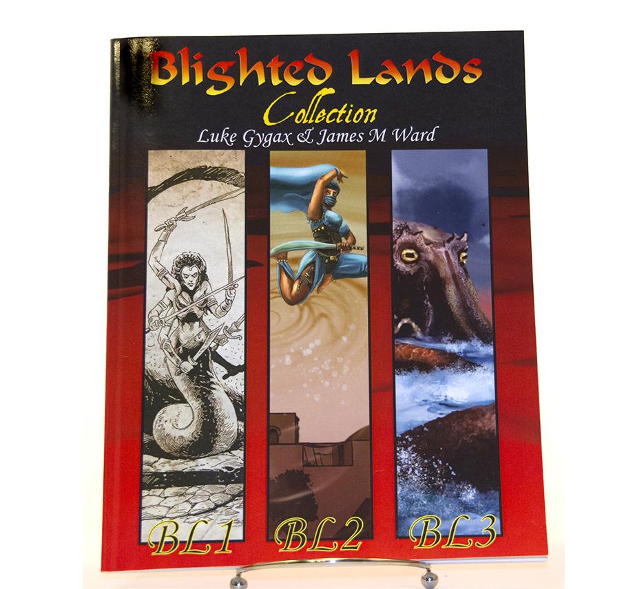 Blighted Lands Compilation BL1-3