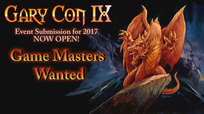 Game Masters Wanted!