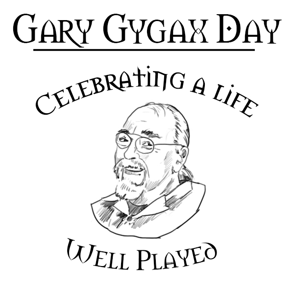 Gary Gygax Day 2017