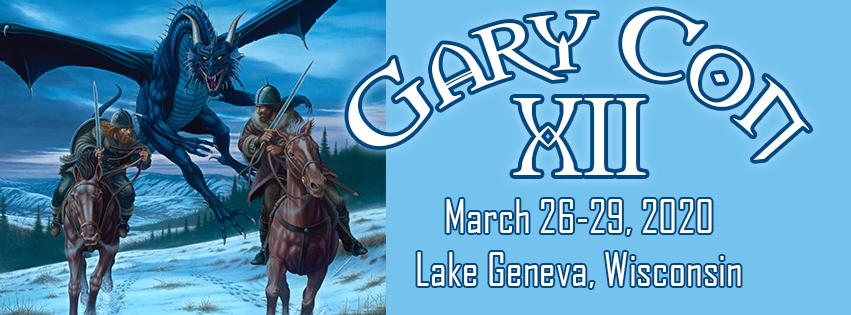 Gary Con XII Rooms