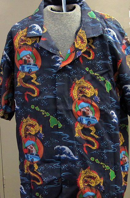GC XI Hawaiian Shirt XL