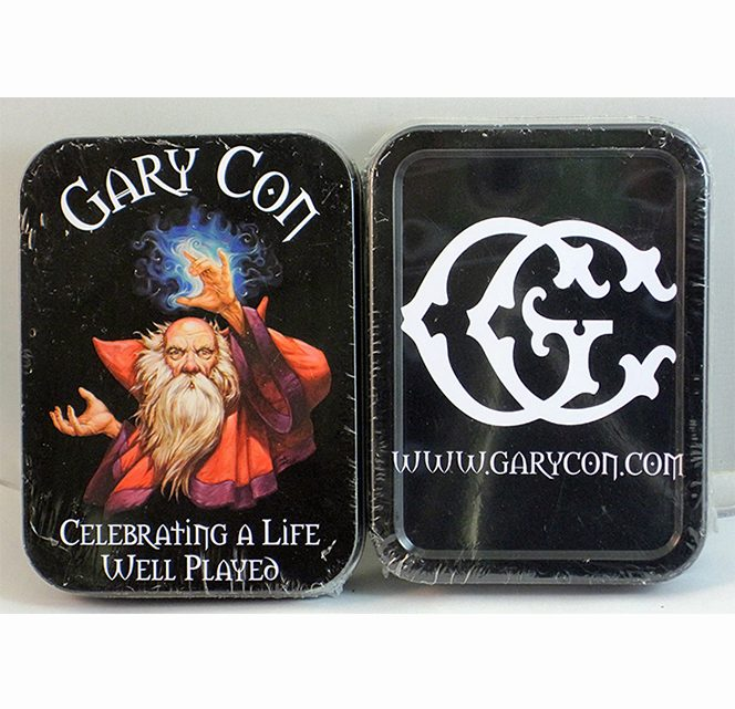 Gary Con Wizard Dice Tin with 10d6!