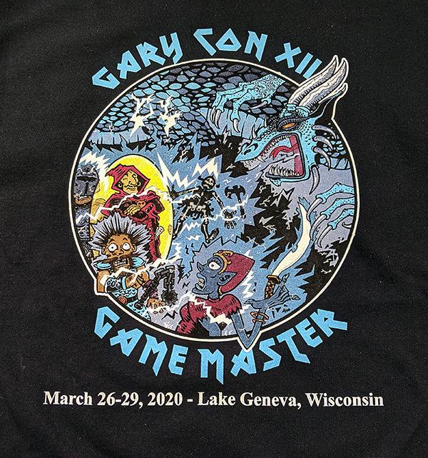 Gary Con XII GM Shirt