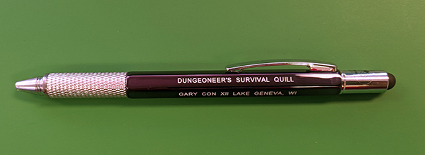 GC XII Dungeoneer's Survival Quill