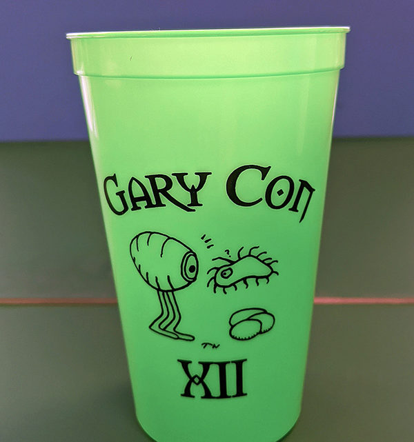 GC XII Tom Wham Green Thing Collectible Cup III
