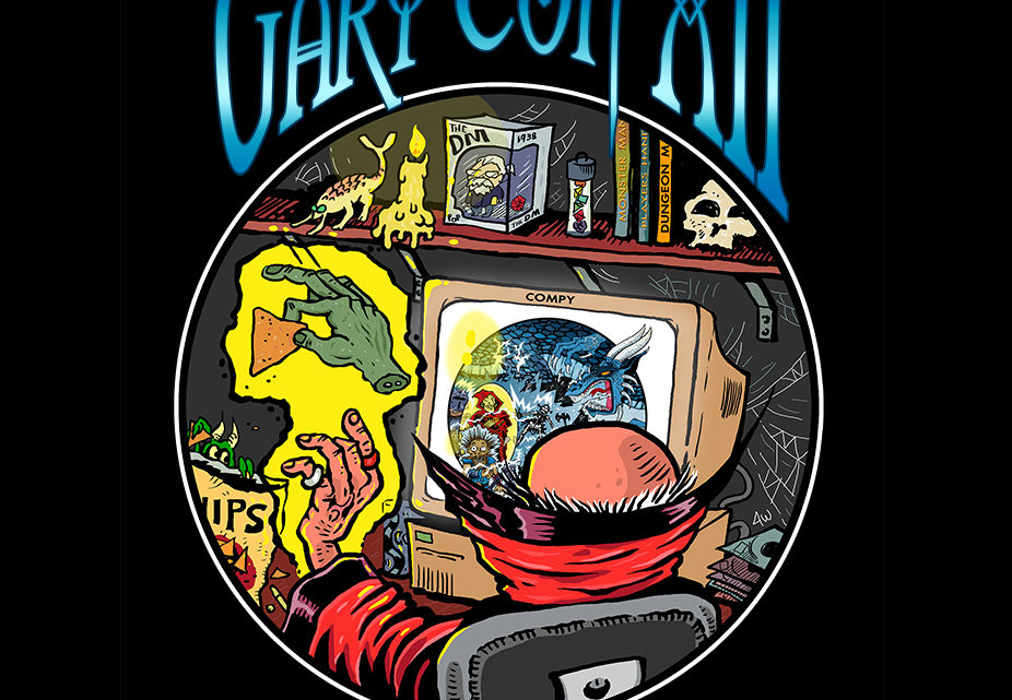 Limited Edition Virtual Gary Con T-shirt