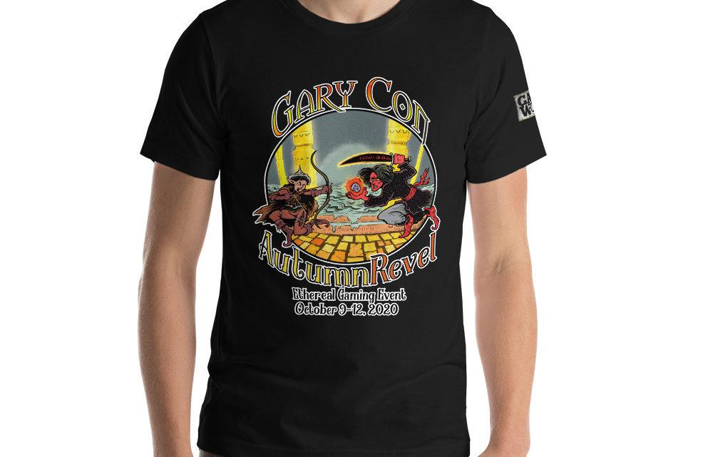 Gary Con 2020 Autumn Revel T-Shirt (PF)