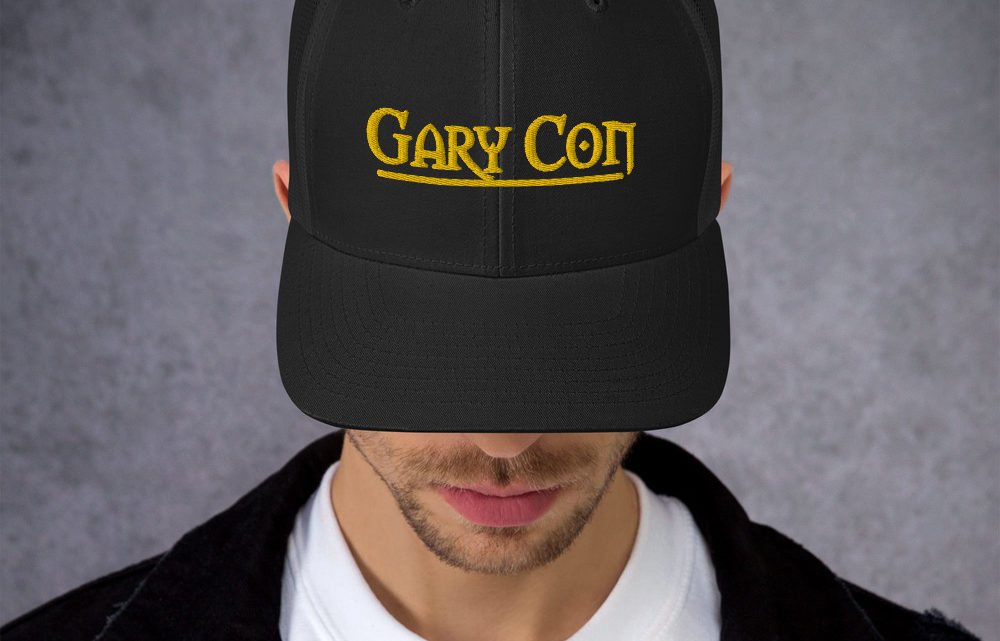 Gary Con Trucker Cap (PF)