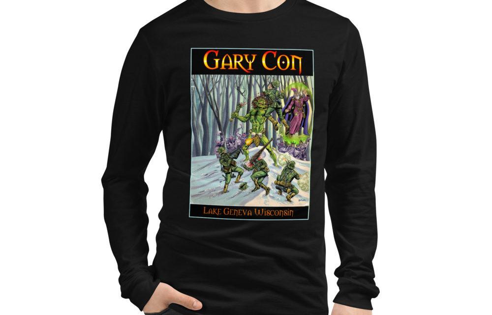 Gary Con Troll Art- Unisex Long Sleeve Shirt