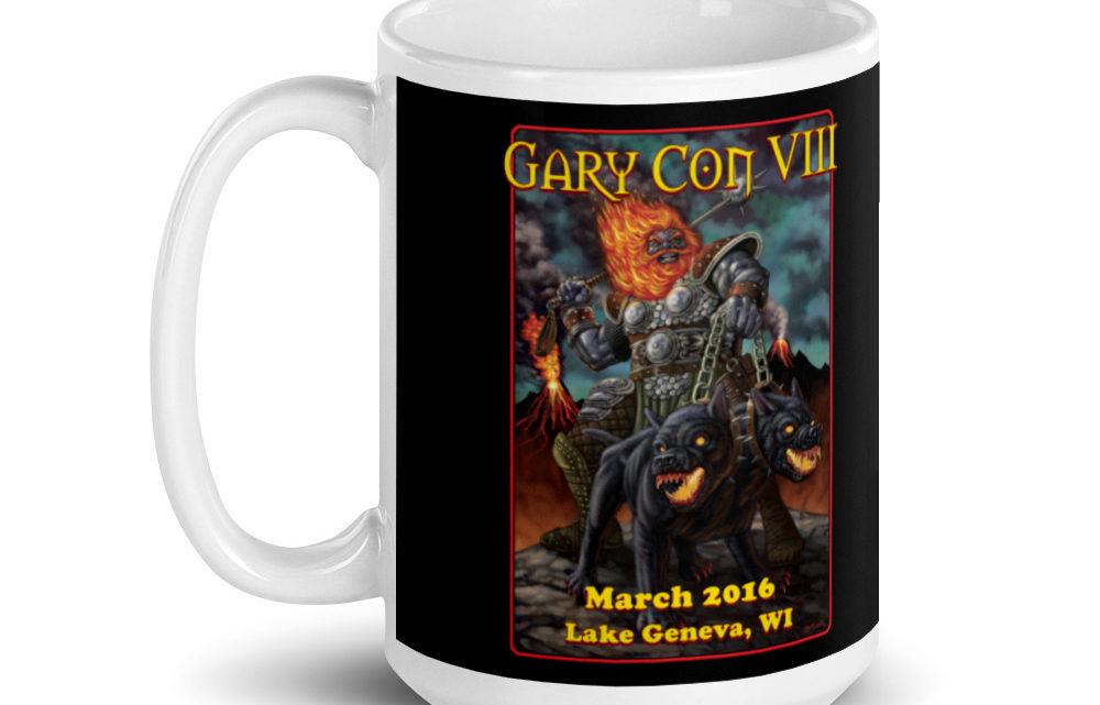 Gary Con VIII Fire Giant Mug (PF)