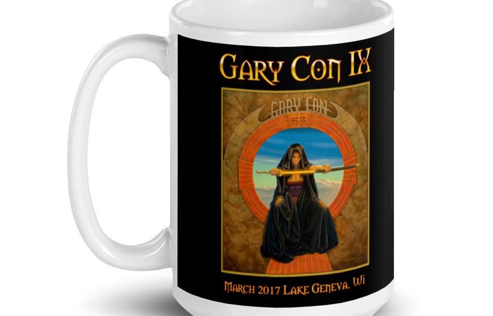 Gary Con IX  Mug (PF)