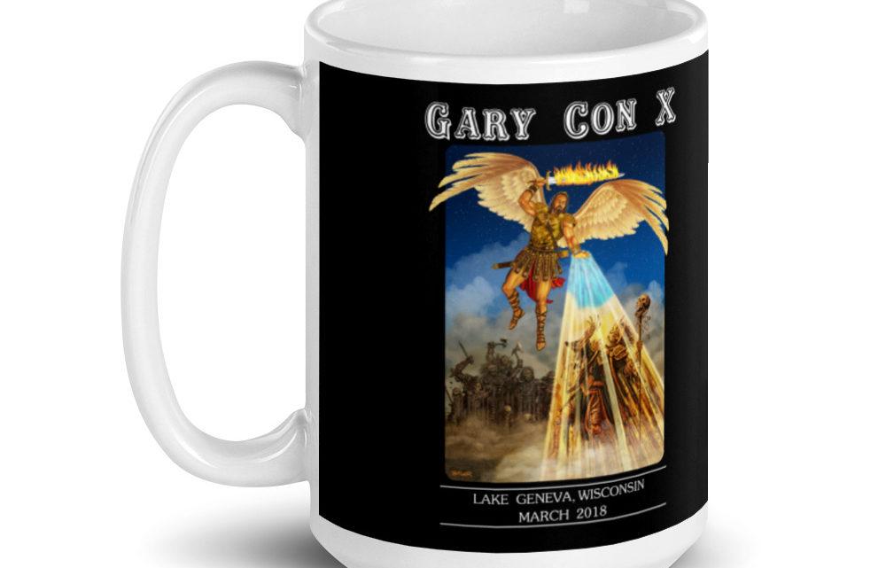 Gary Con X Mug (PF)