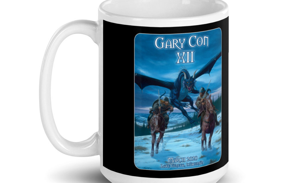 Gary Con XII Mug (PF)