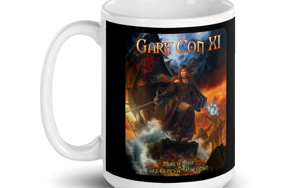 Gary Con XI Mug (PF)